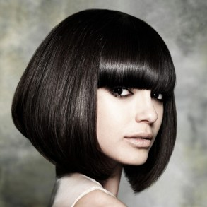 100 Ways to Look Younger with Stylish Bang Hairstyles 52