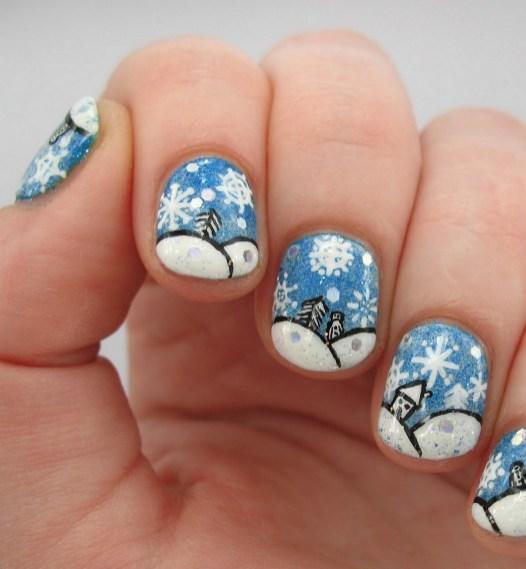 20 Cute Nail Art Designs Creative idea 18
