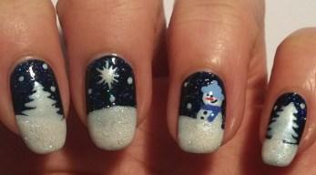 25 Fun Winter Nail Design Ideas 05