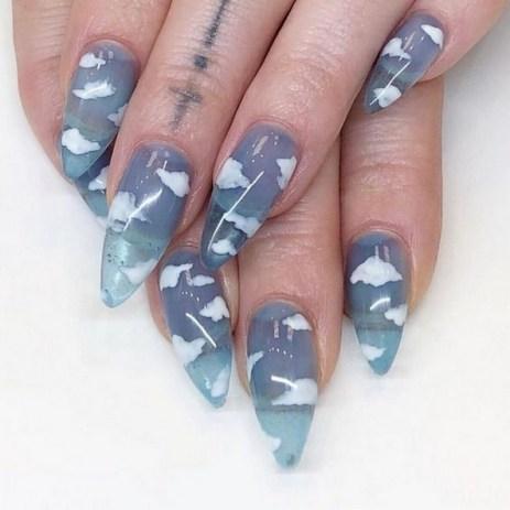 25 Fun Winter Nail Design Ideas 18
