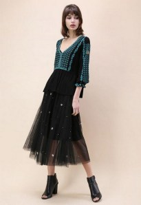 40 Simple Glam Black Tulle Skirt Outfits Ideas 21
