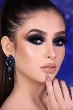 49 Ideas Glam Valentines Night Makeup Look 16