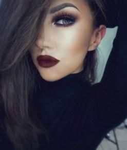 49 Ideas Glam Valentines Night Makeup Look 24