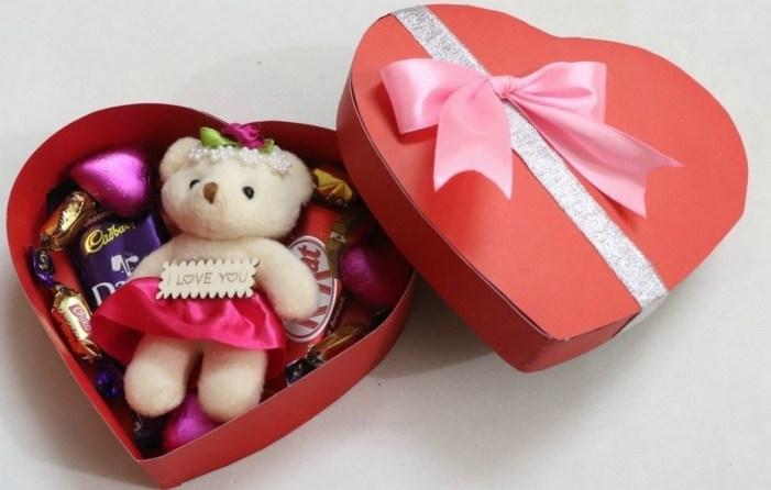 50 Inspiring Romantic DIY Valentines Gift Ideas 32