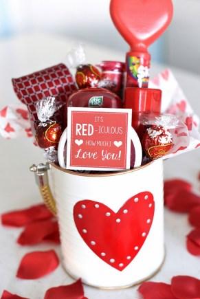 50 Inspiring Romantic DIY Valentines Gift Ideas 44