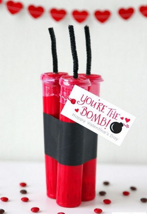 50 Inspiring Romantic DIY Valentines Gift Ideas 49