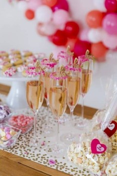 50 Romantic Valentines Party Decoration You Need to See 3