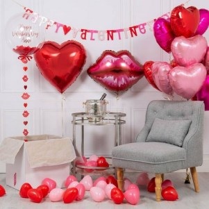 50 Romantic Valentines Party Decoration You Need to See 7