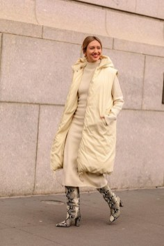 50 Stylish and Comfy Winter Dresses Ideas 11