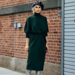 50 Stylish and Comfy Winter Dresses Ideas 42