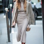 50 Stylish and Comfy Winter Dresses Ideas 5