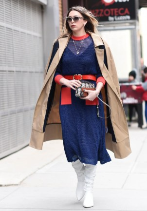 50 Stylish and Comfy Winter Dresses Ideas 54