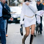 50 Stylish and Comfy Winter Dresses Ideas 8