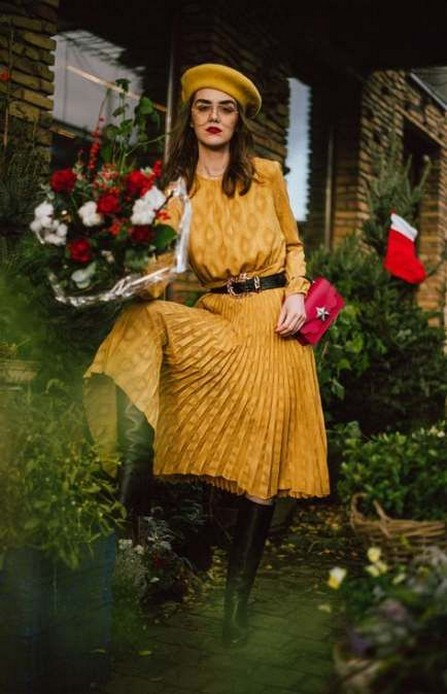 60 Adorable Yellow Outfit for Winter 63