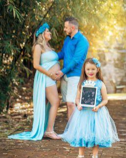 80 Outdoor Maternity Photoshoot Ideas 2