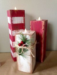 How Stunning Rustic Christmas Decorations Ideas 32