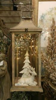 How Stunning Rustic Christmas Decorations Ideas 45