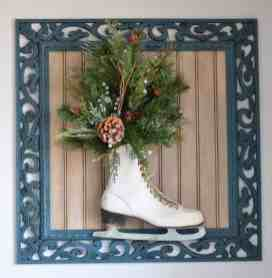 How Stunning Rustic Christmas Decorations Ideas 52