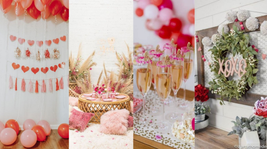 Romantic Valentines Party Decoration You Need to See