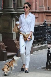 40 How to Wear Waist Bags Ideas 10
