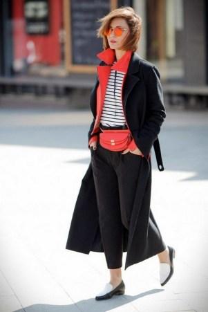 40 How to Wear Waist Bags Ideas 13
