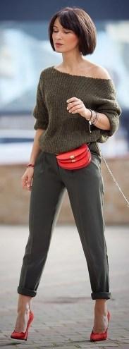 40 How to Wear Waist Bags Ideas 23