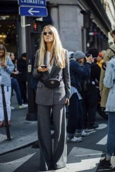 40 How to Wear Waist Bags Ideas 39