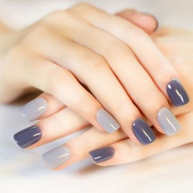 47 Simple Nail Art Design for This Winter Season Inspiration 42