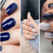 47 Simple Nail Art Design for This Winter Season Inspiration