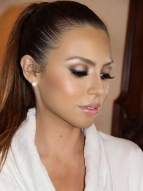 50 Bridal Smokey Eye Makeup Ideas 18