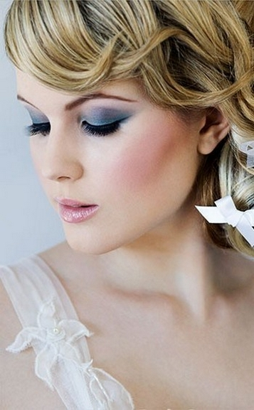 50 Bridal Smokey Eye Makeup Ideas 31