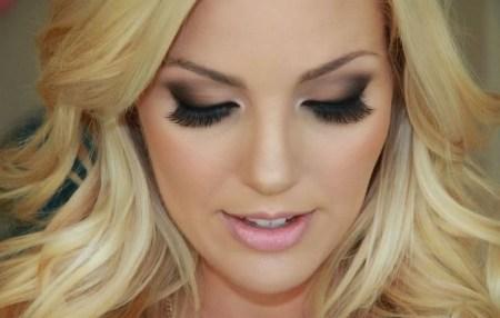 50 Bridal Smokey Eye Makeup Ideas 41