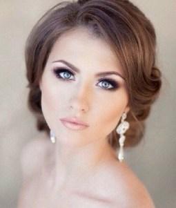 50 Bridal Smokey Eye Makeup Ideas 45