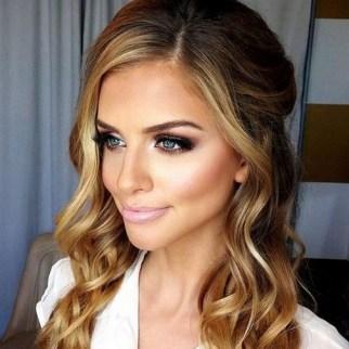 50 Bridal Smokey Eye Makeup Ideas 52