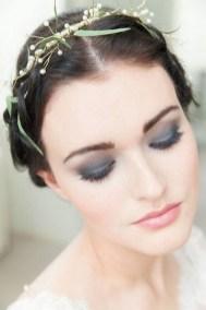 50 Bridal Smokey Eye Makeup Ideas 54