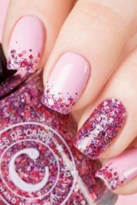 50 Nail Art Ideas for Valentines Day You Need to See 04