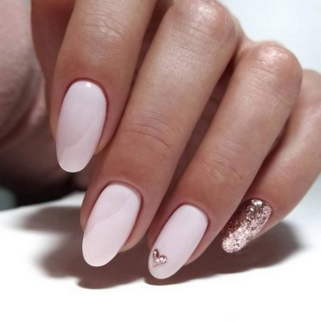 50 Nail Art Ideas for Valentines Day You Need to See 07