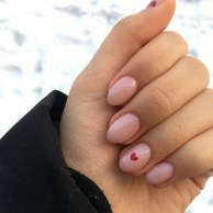 50 Nail Art Ideas for Valentines Day You Need to See 36