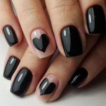 50 Nail Art Ideas for Valentines Day You Need to See 55