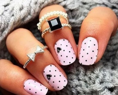50 Nail Art Ideas for Valentines Day You Need to See 56