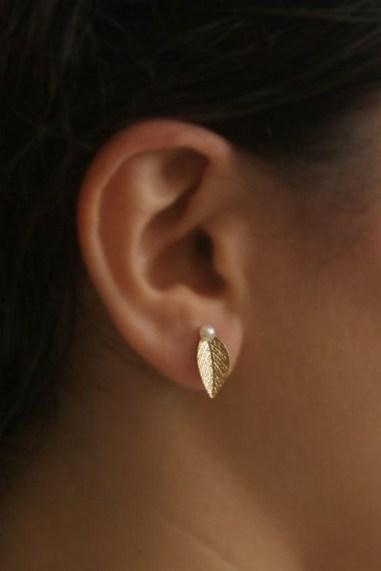 50 Stud Earring for Wedding Brides Ideas 13