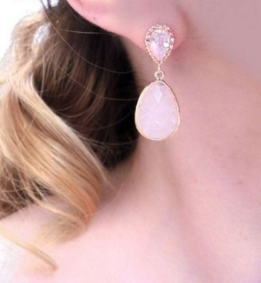 50 Stud Earring for Wedding Brides Ideas 21