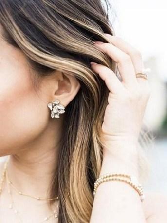 50 Stud Earring for Wedding Brides Ideas 23