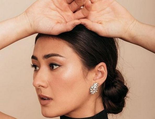 50 Stud Earring for Wedding Brides Ideas 25