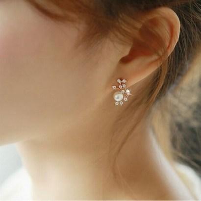 50 Stud Earring for Wedding Brides Ideas 52
