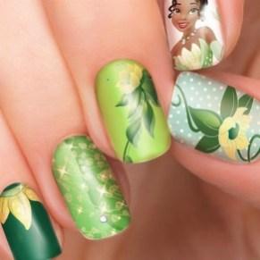 60 Disney Themed Nail Art Ideas 45