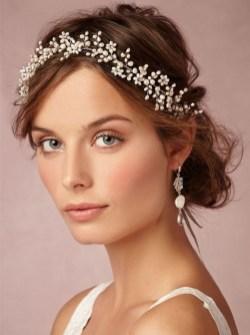 60 Inspiring Natural Bridal Look 01