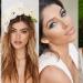 60 Inspiring Natural Bridal Look