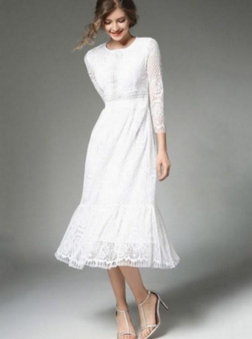 60 Simple Vintage Wedding Dress Ideas 25 1