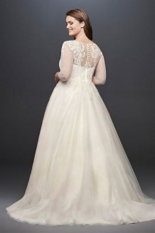 70 Elegant Ball Gown Wedding Dresses For Plus Size 37